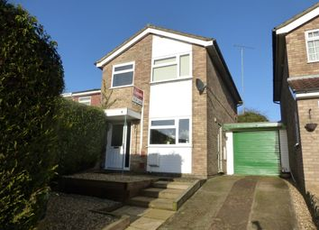 Thumbnail 3 bedroom detached house for sale in Ash Grove, Kingsthorpe, Northampton
