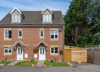 Thumbnail 4 bed semi-detached house for sale in Sunlight Gardens, Fareham