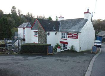 Thumbnail Pub/bar for sale in Callington, Cornwall