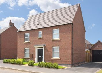 "Thumbnail 3 bed detached house for sale in ""Hadley"" at Kensey Road, Mickleover, Derby"