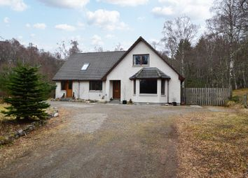 Thumbnail 4 bed detached house for sale in Birchcroft Balnain, Drumnadrochit, Inverness