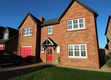 Thumbnail 4 bed detached house for sale in 13 Ascot Way, Carlisle, Cumbria