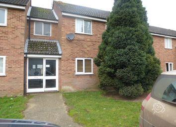 Thumbnail 1 bed flat to rent in Barrett Close, King's Lynn