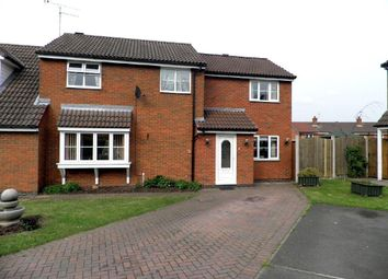 Thumbnail 3 bed terraced house to rent in Merlin Close, Uttoxeter