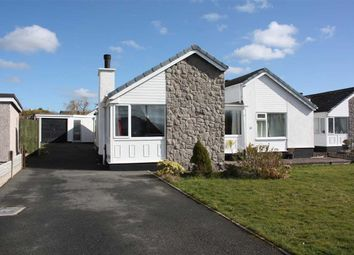 Thumbnail 4 bed detached bungalow for sale in Pant Lodge Estate, Llanfairpwllgwyngyll