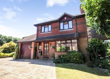 Thumbnail 4 bed detached house for sale in Bunbury Way, Epsom, Surrey.