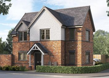 """Thumbnail 3 bed detached house for sale in """"The Farnstone"""" at Acorn Drive, Camperdown, Newcastle Upon Tyne"""