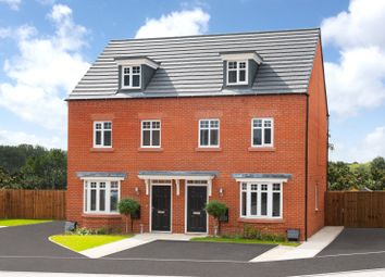 Thumbnail 3 bed semi-detached house for sale in Irving Street, Northwich, Cheshire