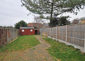 Thumbnail 2 bedroom semi-detached house for sale in Station Road, Rainham, Gillingham