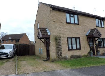 Thumbnail 2 bedroom semi-detached house for sale in Hall Farm Road, Melton, Woodbridge