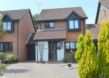Thumbnail 3 bed detached house for sale in Stuart Way, East Grinstead