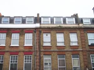Thumbnail 1 bed duplex to rent in Harrow Road, Maida Hill