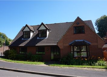 Thumbnail 5 bed detached house for sale in Foster Close, Great Yarmouth