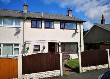 Thumbnail 3 bed end terrace house for sale in Y Berllan, Eglwysbach, Conwy