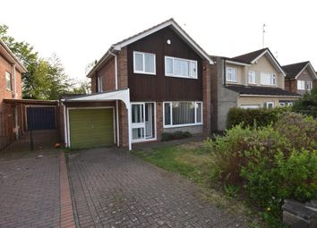 Thumbnail 3 bed detached house for sale in Garsdale Drive, Nottinghamgham, Nottinghamshire