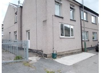 Thumbnail 1 bed flat to rent in St Mary Street, Risca, Risca