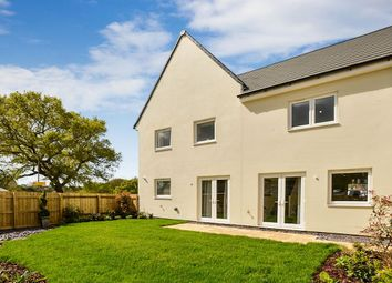 Thumbnail 3 bed semi-detached house for sale in Poets Corner Chaucer Way, Plymouth