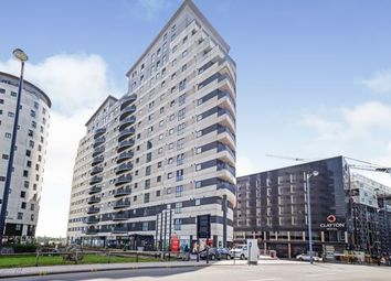 Thumbnail 1 bed flat for sale in Masshouse Plaza, Birmingham, West Midlands