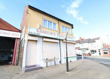Thumbnail Commercial property for sale in Queens Head Road, Handsworth, West Midlands