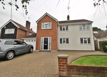 Thumbnail 5 bed detached house to rent in Lodge Avenue, Elstree, Borehamwood