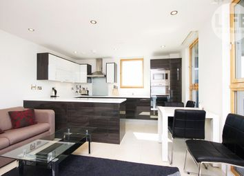 Thumbnail 2 bedroom flat to rent in Streamlight Tower, 9 Province Square, London