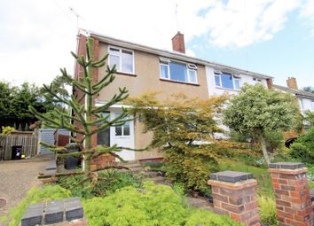 Thumbnail 3 bed semi-detached house for sale in Lindsay Avenue, Hitchin, Hertfordshire