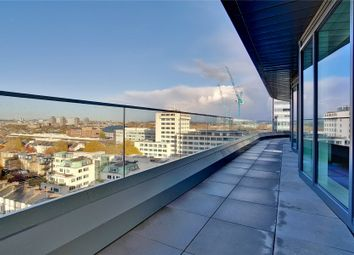 Thumbnail 3 bed flat for sale in Lancaster House, 45 Beadon Road, London