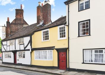 Thumbnail 3 bed cottage for sale in Aylesbury, Aylesbury Old Town