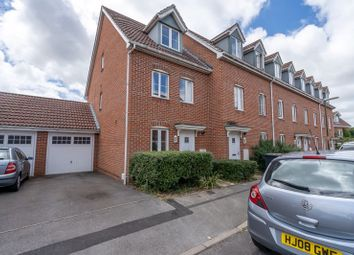 Thumbnail 4 bed end terrace house for sale in Bostock Road, Chichester