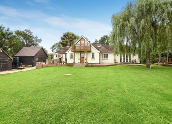 Thumbnail 5 bed detached house for sale in Petworth Road, Wisborough Green