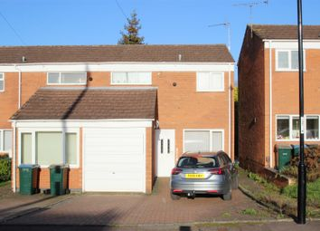 Thumbnail 2 bed end terrace house for sale in Conifer Paddock, Binley, Coventry