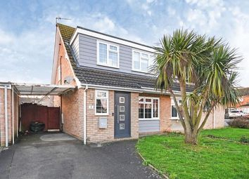 Thumbnail 3 bed semi-detached house for sale in Olivers Drive, Witham