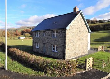 Thumbnail 5 bed detached house for sale in Cemmaes, Machynlleth, Powys