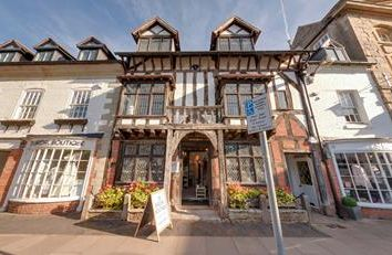 Thumbnail Commercial property for sale in George House, High Street, Henley-In-Arden, Warwickshire