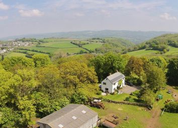 Thumbnail 3 bed equestrian property for sale in Bridford, Devon
