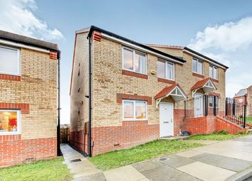 Thumbnail 3 bedroom semi-detached house for sale in Ravensworth Street, Wallsend
