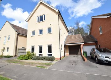 Thumbnail 6 bed detached house for sale in Lysander Drive, Bracknell, Berkshire