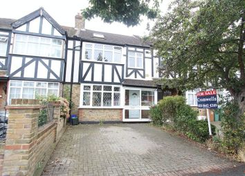 Thumbnail 4 bed terraced house for sale in Chatsworth Road, North Cheam, Sutton