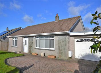 Thumbnail 3 bedroom detached bungalow for sale in Westover Road, Callington, Cornwall