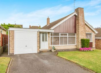 Thumbnail 3 bed detached bungalow for sale in Launde Road, Oadby, Leicester