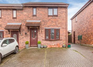 Thumbnail 2 bed end terrace house for sale in Mulberry Rise, Northwich, Cheshire