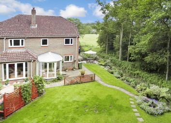 Thumbnail 5 bed detached house for sale in Kiln Drive, Curridge, Thatcham