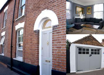 Thumbnail 3 bedroom end terrace house for sale in Steward Street, Norwich