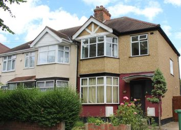 Thumbnail 3 bed semi-detached house to rent in Whitton Avenue East, Greenford, Middlesex