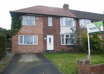 Thumbnail Room to rent in Holly Bank Road, York