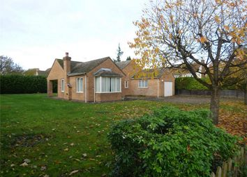 Thumbnail 3 bedroom detached bungalow for sale in Longthorpe Green, Peterborough, Cambridgeshire