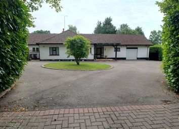 Thumbnail 5 bedroom bungalow for sale in Ruxbury Road, Chertsey