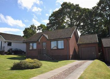 Thumbnail 2 bed detached bungalow for sale in Towerhill Avenue, Cradlehall, Inverness