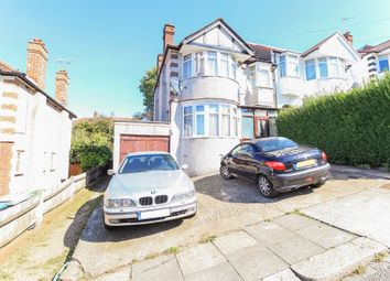 Thumbnail 4 bed semi-detached house for sale in Fairfields Crescent, Kingsbury, London