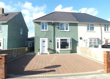 Thumbnail 3 bed semi-detached house for sale in St Annes Crescent, Pembroke, Pembrokeshire